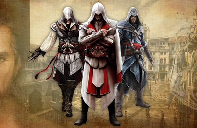 Ouvrir Assassin's Creed II