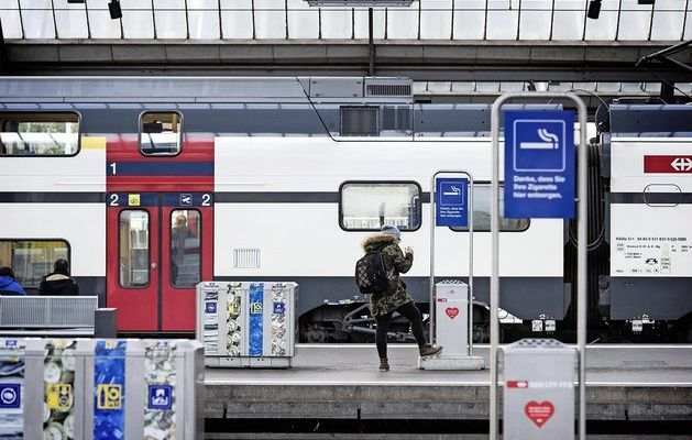 Helvetic Vape invite les vapoteurs à ne pas vapoter dans les zones fumeurs des gares CFF