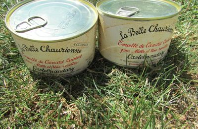 Émietté de canard La Belle Chaurienne