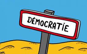 Démocratie...toujours?
