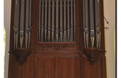 Facteur d'orgue Emile ORANGE, des orgues du Val de Saire