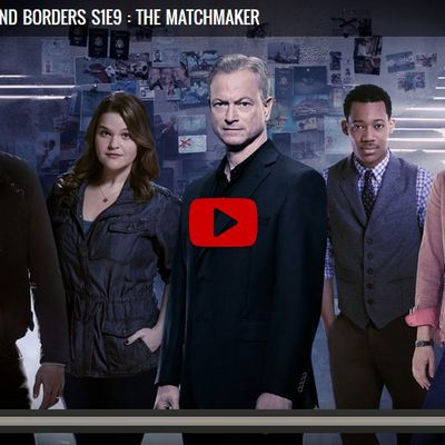 Criminal Minds: Beyond Borders Season 1 Episode 9 The Matchmaker