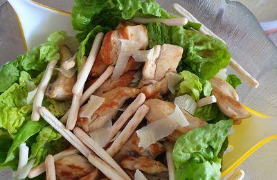 Salade Caesar légère