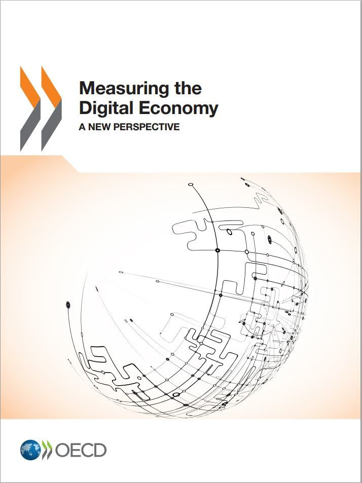 OECD : Measuring the digital economy : a new perspective