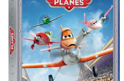 Envolez-vous avec Planes en DVD le 10 février