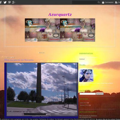 Le blog d'Azurquartz