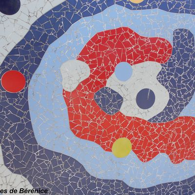 Mosaics and colors