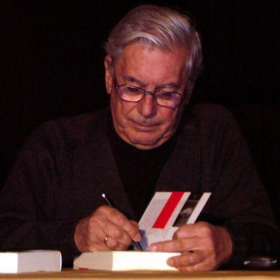 Mario Vargas Llosa : biographie