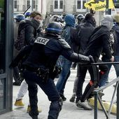 Loi Travail : un policier dénonce la violence contre les forces des l'ordre