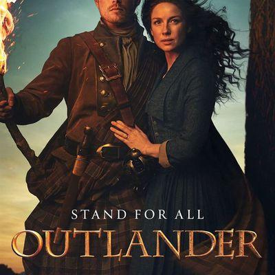 Outlander, une série comme je les aime !