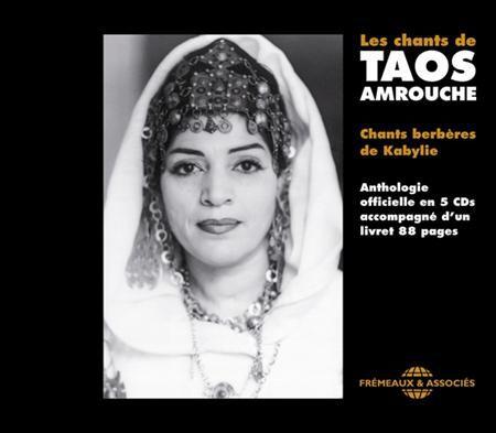 Taos Amrouche, cantatrice et romancière kabyle