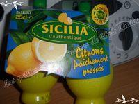 Citrola Chris Andco (citron, granola et chocolat)