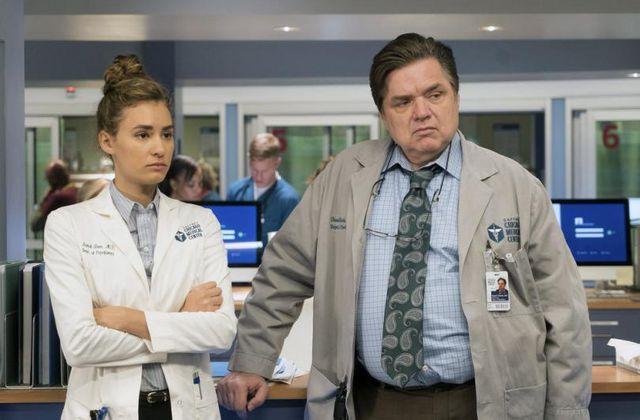Critiques Séries : Chicago Med. Saison 2. Episodes 5, 6 et 7.