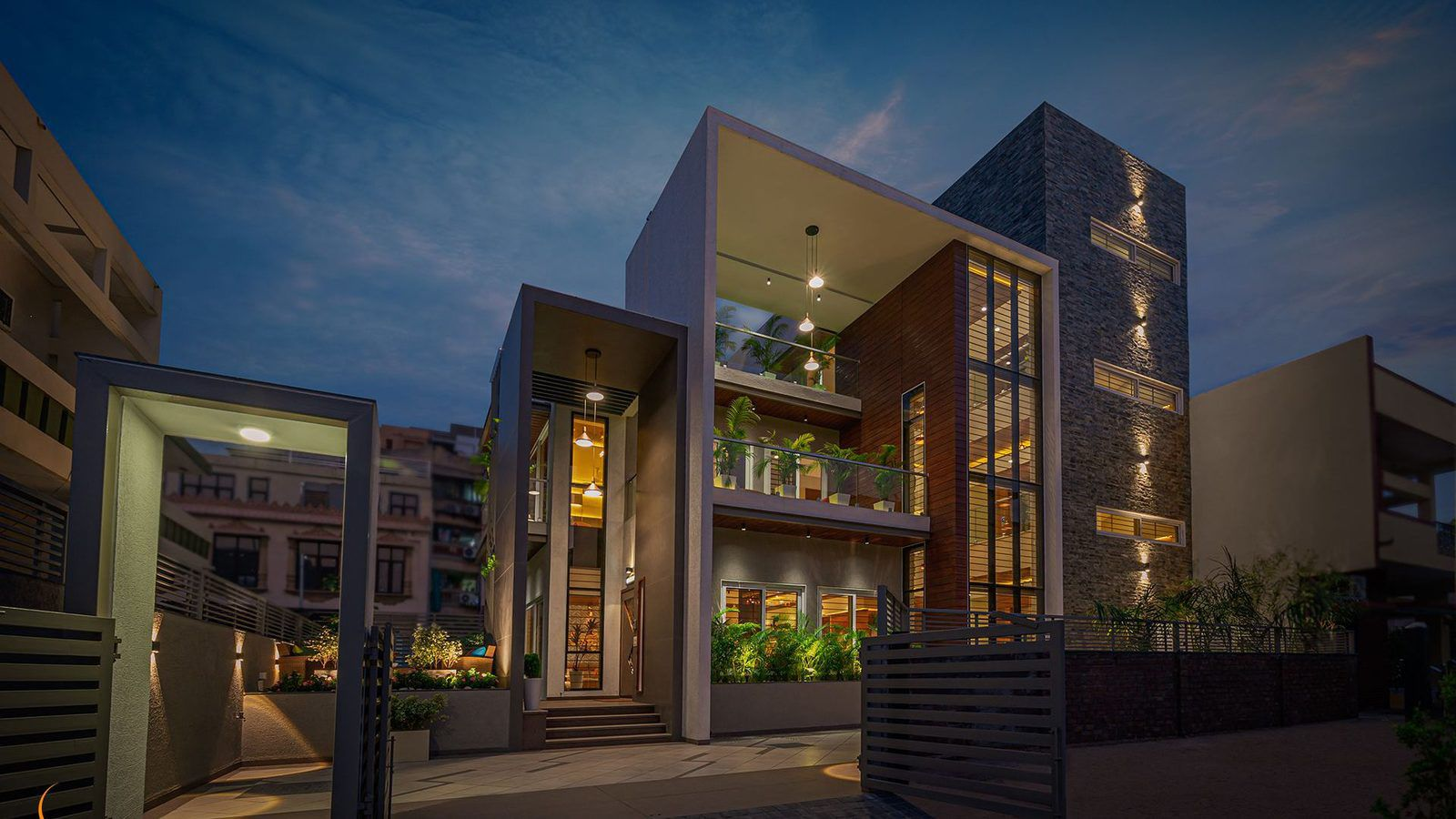 Architect In Ahmedabad | Shayona Consultant
