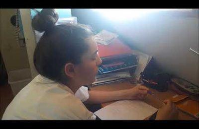 intelligence kinesthésique: témoignage d'une lycéenne