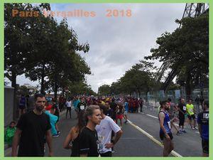 Paris Versailles 2018.
