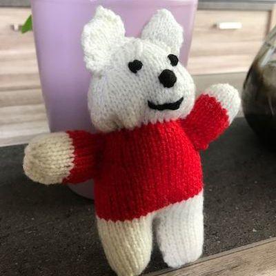 Le petit ours de Josée