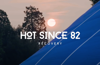 HOT SINCE 82 - RECOVERY (ALBUM INTERVIEW)