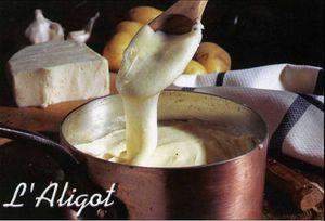 Auvergne des traditions:  L'Aligot
