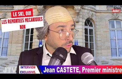 Parodie sur Castex d'Anthony Joubert