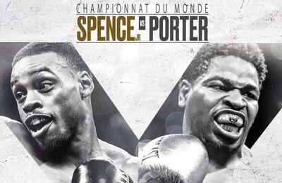 [Boxe] Errol Spence Jr vs. Shawn Porter dans la nuit de samedi à dimanche sur RMC Sport 1 !