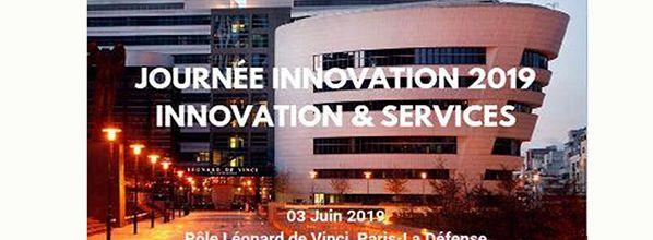 Colloque 'Innovation et Services en 2019' Pôle Léonard de Vinci, le 3 Juin