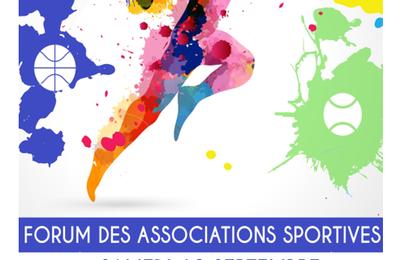 forum des associations sportives 12 septembre 2020