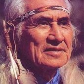 Lettre ouverte de Dan George, chef des Indiens Capilanos
