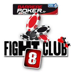 Le Fight Club 8 : 3 packages Barrière Poker Tour à gagner
