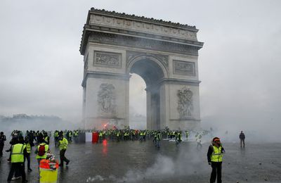 Douce France (6) : Paris sera toujours Paris.