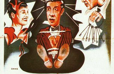 Fric-frac (BANDE ANNONCE 1939) avec Fernandel, Michel Simon, Arletty