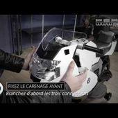 Moto électrique BMW K1300 S pour enfant - [PEARLTV.FR]