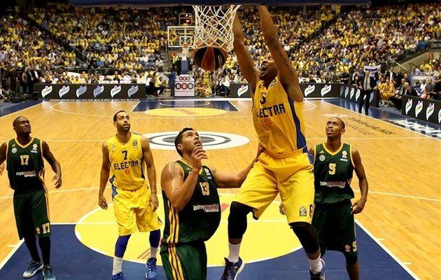 Euroleague: Le Maccabi reçoit Cedevita Zagreb
