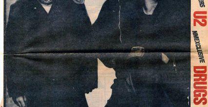 U2 -Magazine NME -26 février 1983