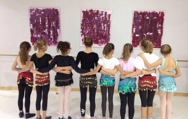 Stage de Danse Orientale Enfants à Besançon le 27 Avril 2019
