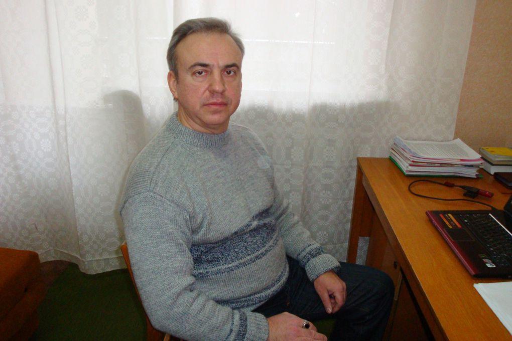 Album des photos ou Yury-Bandazhevsky apparait.