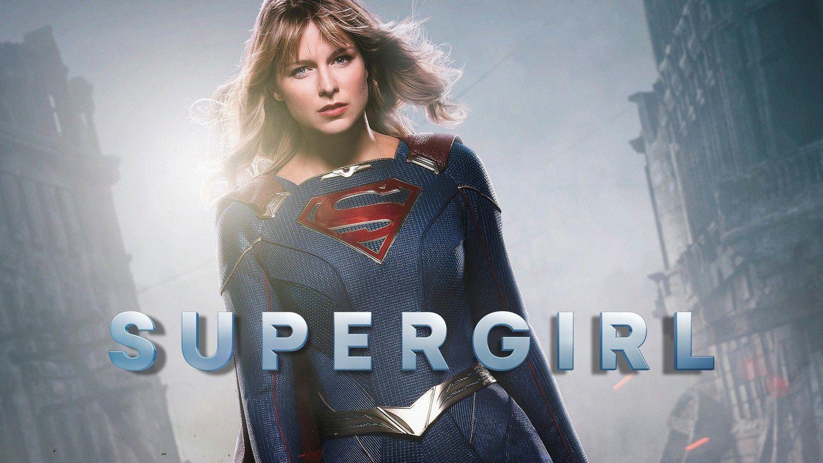 Saison 5 inédite de Supergirl dès ce soir sur Série Club.