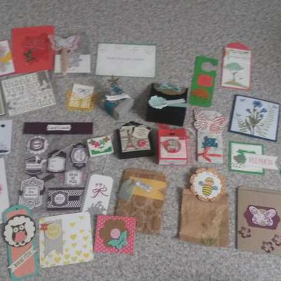 Formation stampin up 2015