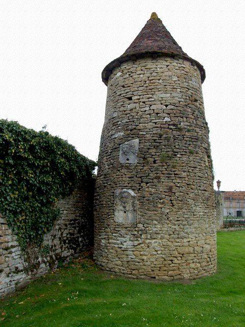 Diaporama château de Commarin