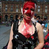 Zombie Walk Strasbourg 2014 - Le blog de Michel Dubat