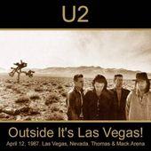 U2 -Joshua Tree Tour -12/04/1987 -Las Vegas -USA -Thomas & Mack Center - U2 BLOG