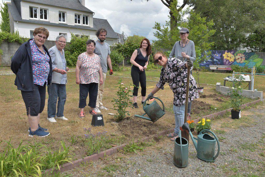 Bientôt un nouveau projet pour le jardin collectif de Penhars