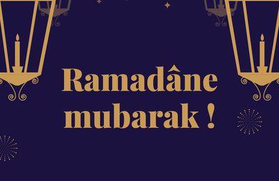 Ramadâne Mubârak !