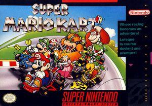 #retrogaming TEST + CRITIQUE Super Mario Kart SNES