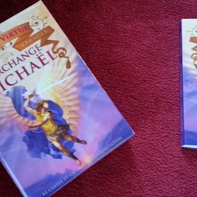 L'Archange Mickaël Oracle de Doreen Virtue