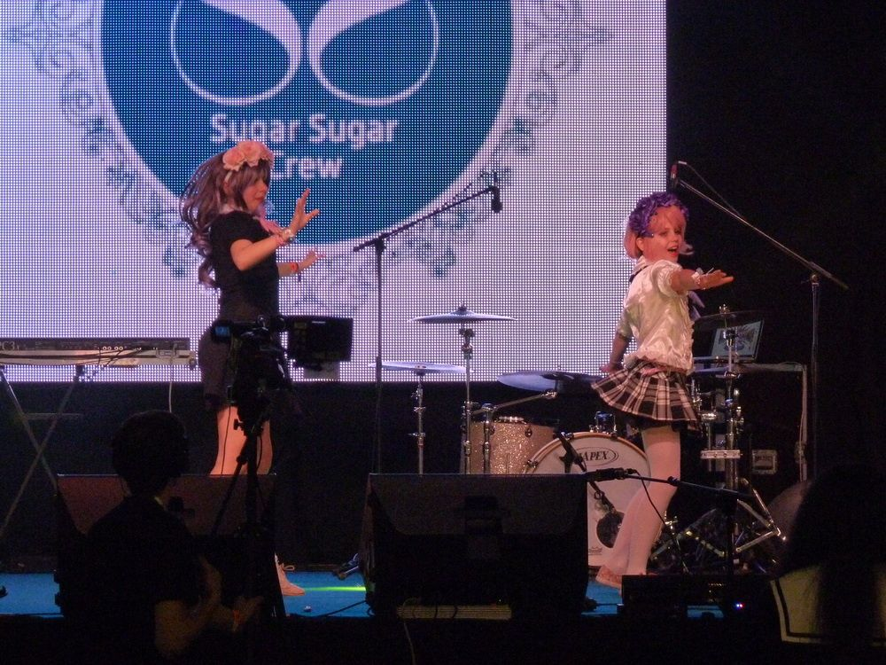 Spectacle Sugar Sugar Crew