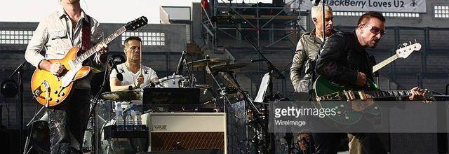 U2- Croke Park - Dublin, Irlande 24/07/2009