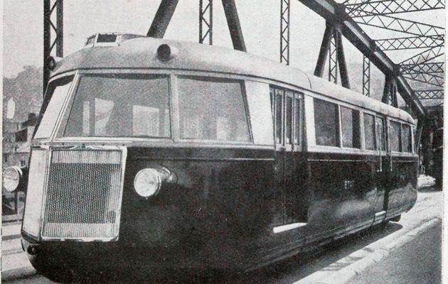L'autorail Renault ACB