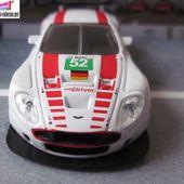 ASTON MARTIN DBR9 GT1 3 INCHES NOREV - car-collector.net
