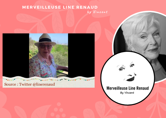 VIDEOS: Message de Line Renaud